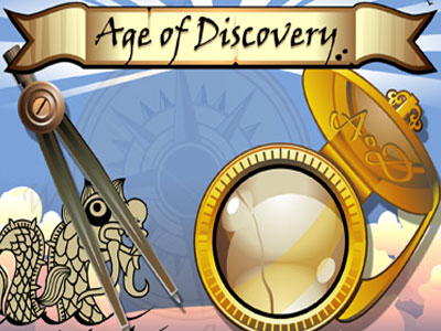 Play Age of Discovery Slot