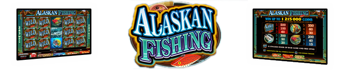 Play Alaskan Fishing Slot Game - New Online Slot Games