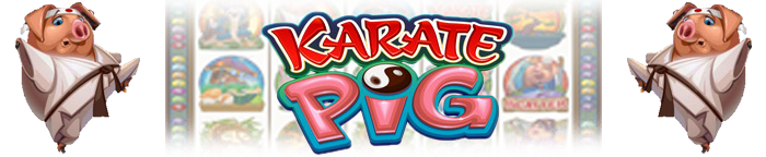 Play Karate Pig Slot Game - New Online Slot Games