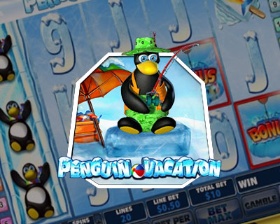 Penguin Vacation is a New Playtech Slot Game