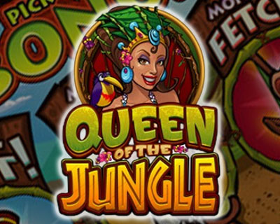 Play Queen of the Jungle Slot Game
