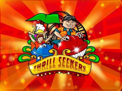 Thrill Seekers Slot is a Playtech Slot Game