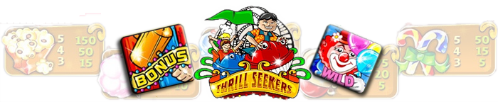 Play Thrill Seekers Slot - New Online Slot Games